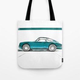 Porsche 911 / V Tote Bag