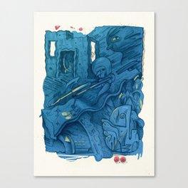 Second Level Canvas Print