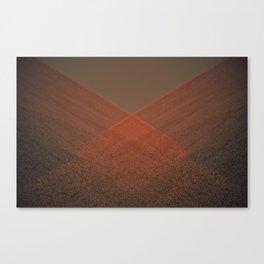 Arithmetik Canvas Print