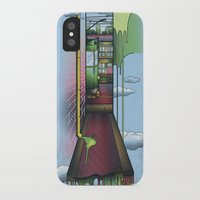 melbourne iPhone & iPod Cases featuring Melbourne by Mel Muraca