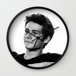 Dylan O'Brien 2013 #1 Wall Clock