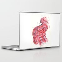 phoenix Laptop & iPad Skins featuring phoenix by echoes