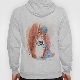Winter Squirrel Hoody