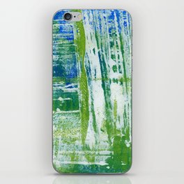 Abstract No. 86 iPhone Skin