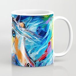 Magic Horse Coffee Mug