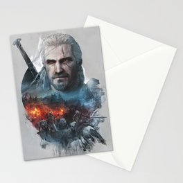 The Witcher Stationery Cards
