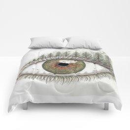 Tree Eye Comforters