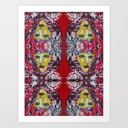 """Applause"" by Richard Schemmerer Art Print"