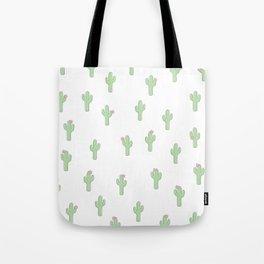 Cute As A Cactus Tote Bag
