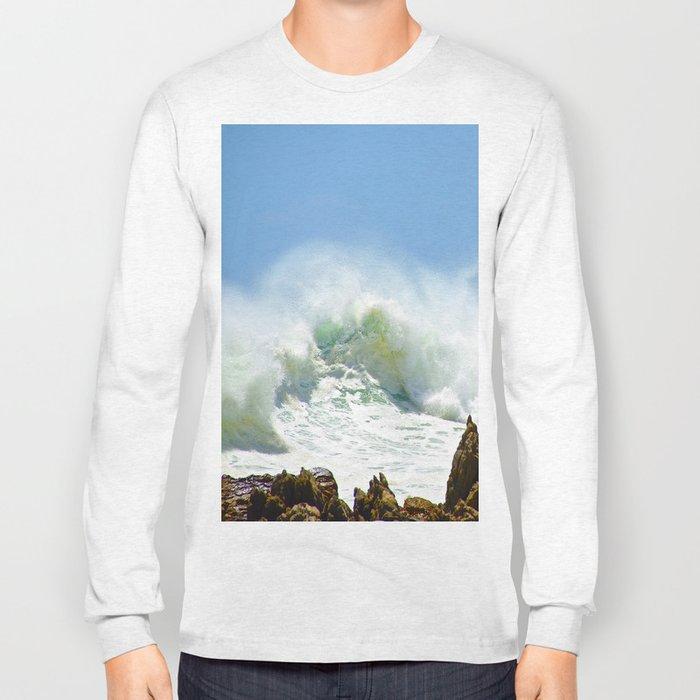 Christmas Wave Long Sleeve T-shirt