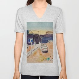 Nevada Parking Unisex V-Neck