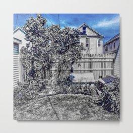 Virgil Avenue Sky Metal Print