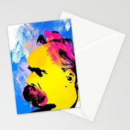 Friedrich Wilhelm Nietzsche Stationery Cards