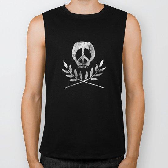 Peace is Death Biker Tank
