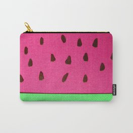Watermelon Papercut Carry-All Pouch