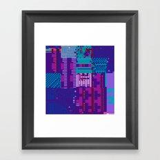taintedcanvas98 Framed Art Print