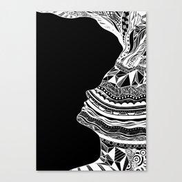 Freely Canvas Print