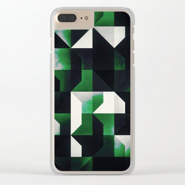 gryynysh Clear iPhone Case
