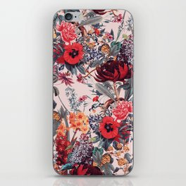 Magical Garden VIII iPhone Skin