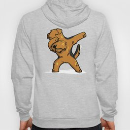 Funny Dabbing Airedale Terrier Dog Dab Dance Hoody