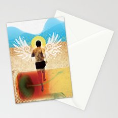 Summer is Gone Stationery Cards