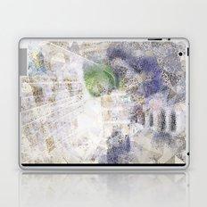 GREEN PIANOFORTE Laptop & iPad Skin