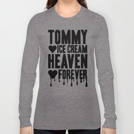 TOMMY ICE CREAM HEAVEN FOREVER Long Sleeve T-shirt