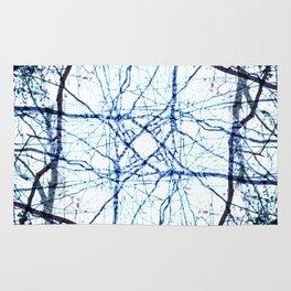 Kaleidoscope -Trees Rug
