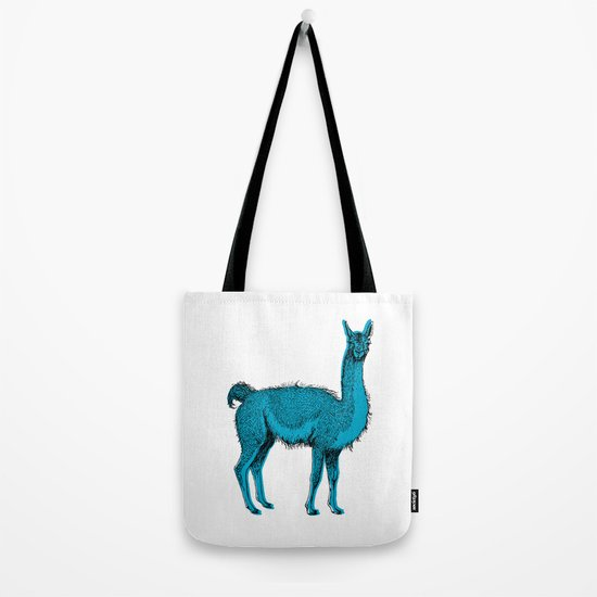 guanaco Tote Bag