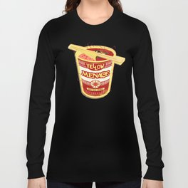 YM Noodles: Campbell's Long Sleeve T-shirt