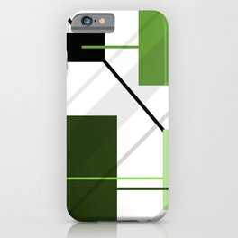 Angular Energy iPhone Case