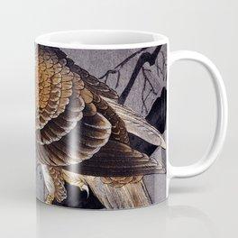 Eagle Traditional Japanese Wildlife Coffee Mug