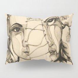 Bipolar by Kate Morgan Pillow Sham