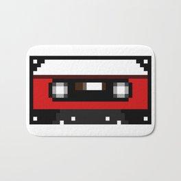 Red Cassette Bath Mat