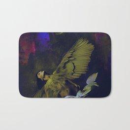 The revelation of the angel Bath Mat