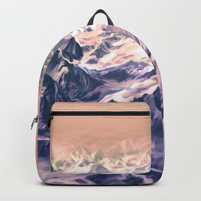 Astronaut Returns II Backpack