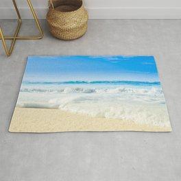 Beach Love Summer Sanctuary Rug