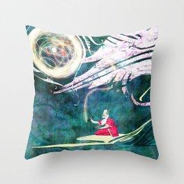 Tao Throw Pillow