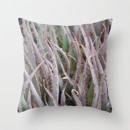 Pokey Plant Throw Pillow