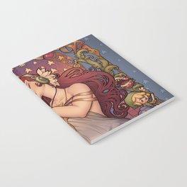 Gamer girl Nouveau Notebook