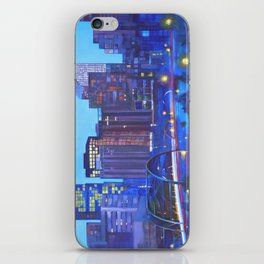 Denver Skyline iPhone Skin