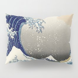 Great Wave Pillow Sham