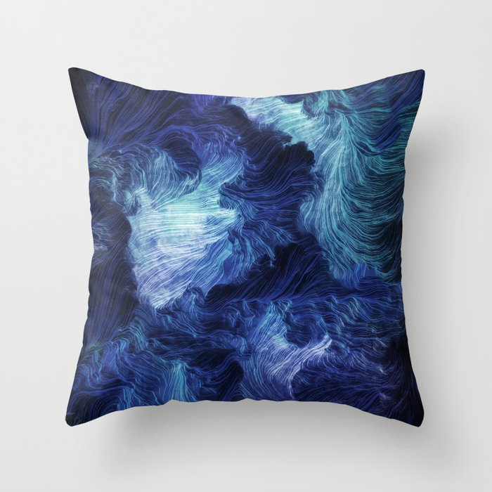 Ursula Throw Pillow