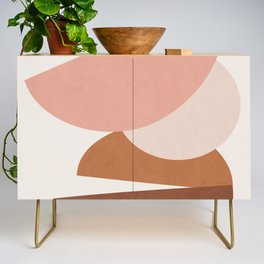 Abstract Stack II Credenza