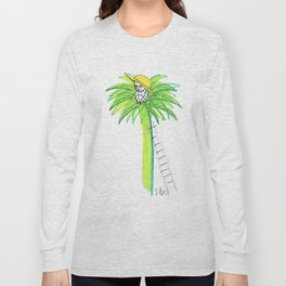 Palm Peace - Summertime Long Sleeve T-shirt