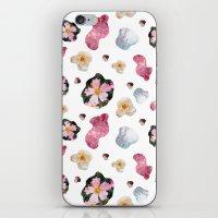 spring fling iPhone & iPod Skin