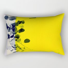 grayellow_mood Rectangular Pillow