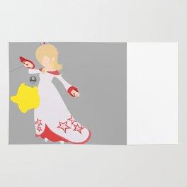 Rosalina(Smash)White Rug