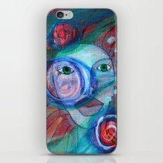 Ophilia iPhone & iPod Skin