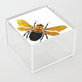 Bumble Bee Acrylic Box